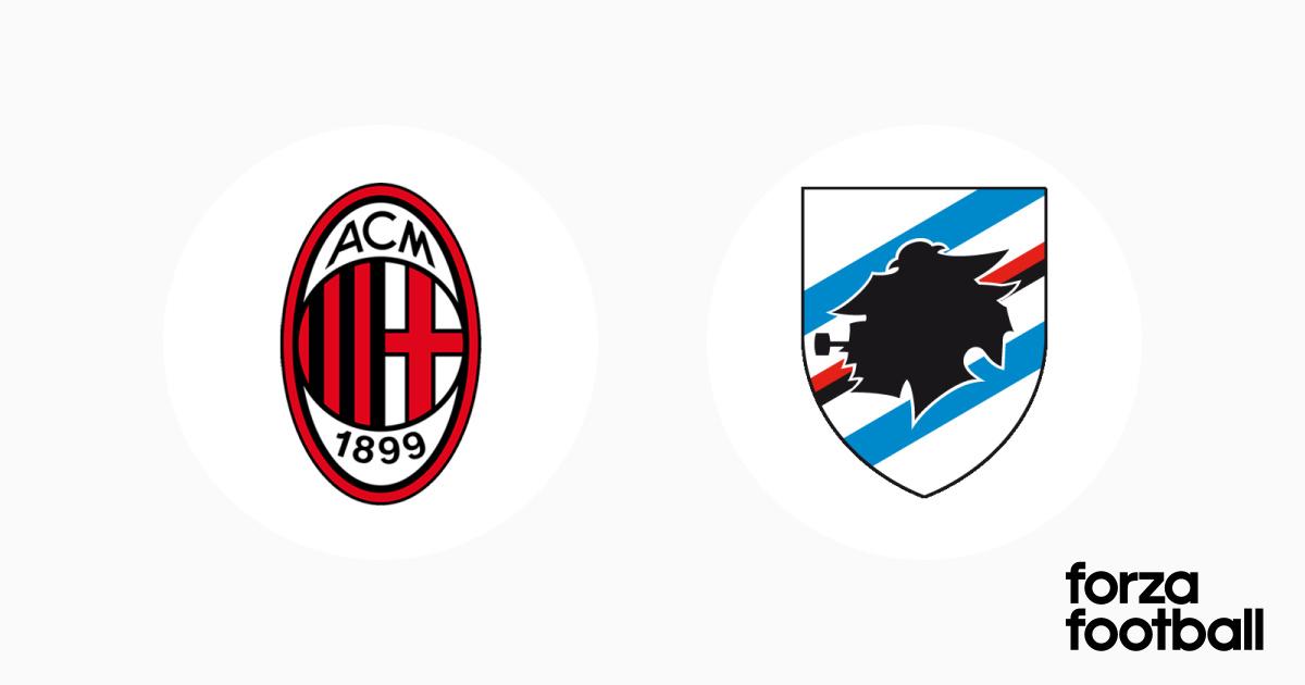 Milan - Sampdoria, Serie A 2021, Italy   Forza Football