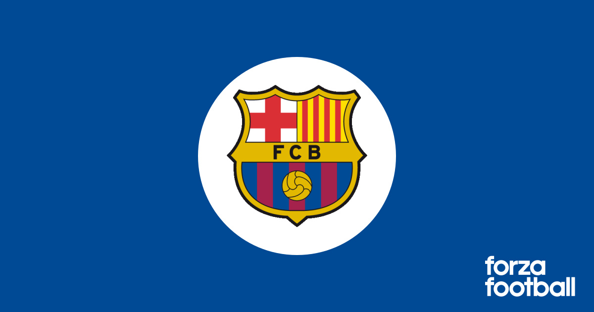 Fc Barcelona Spain 2020 Squad Forza Football