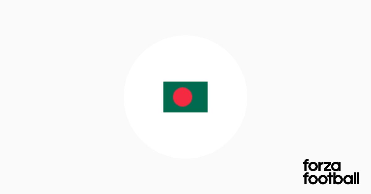 Premier League 2021, Bangladesh - Table | Forza Football